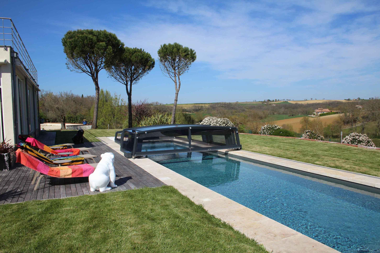 piscine moderne