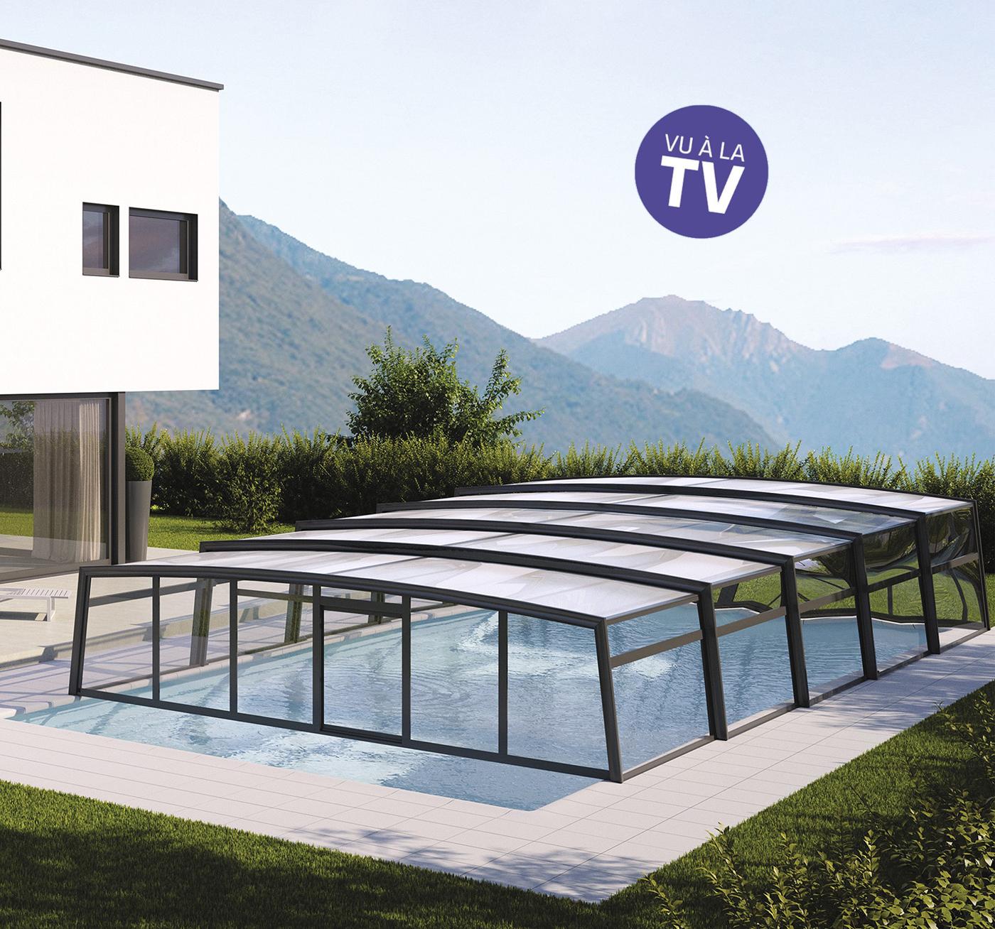Cubiertas para Piscinas, Terrazas y Spas - Fabricante Nº1 | AZENCO
